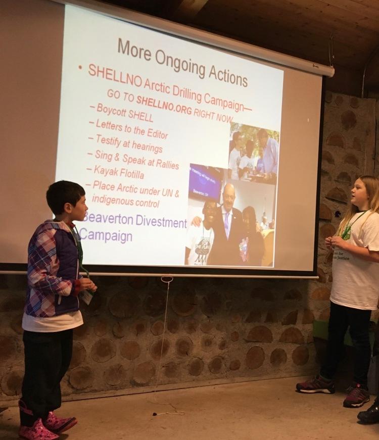Ambassadors making their first presentation – c.jpg